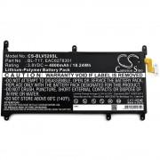 Baterija za LG G Pad X 8.0 / G Pad X 8.3, 4800 mAh