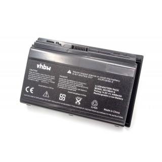 Baterija za Clevo W350 / W370, 4400 mAh