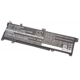 Baterija za Asus VivoBook A501, 4200 mAh