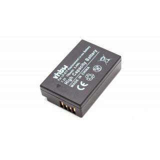 Baterija LP-E17 za Canon EOS 750D / M3 / M5 / M6, 750 mAh