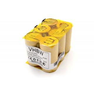 Baterija za Black & Decker DV7205, 3000 mAh