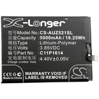 Baterija za Asus ZenFone 3S / ZC521TL, 5000 mAh