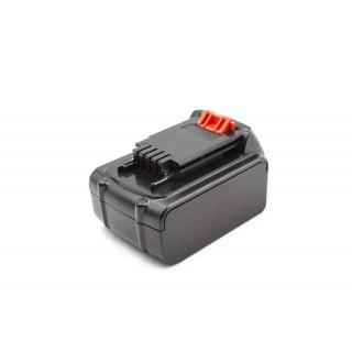 Baterija za Black & Decker LB20 / LBX20 / LBXR20, 20 V, 4.0 Ah