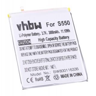Baterija za Cubot S550, 3000 mAh