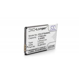 Baterija za Alcatel One Touch Streak, 1750 mAh