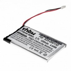 Baterija za Logitech G533 / G933, 1200 mAh