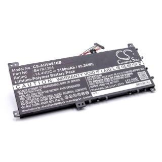 Baterija za Asus VivoBook V451LA, 3150 mAh
