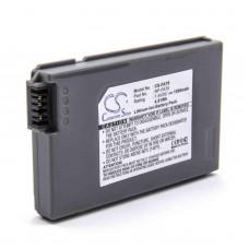 Baterija NP-FA50 / NP-FA70 / NP-FA90 za Sony DCR-PC1000E / DCR-DVD7E / DCR-HC90E / DCR-H90, 1300 mAh