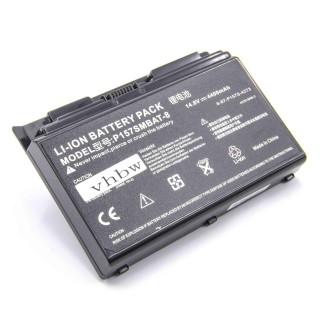 Baterija za Clevo P150 / P170, 4400 mAh