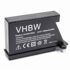 Baterija za LG VR34406LV / VR1125RS / VR9627PG, 3000 mAh