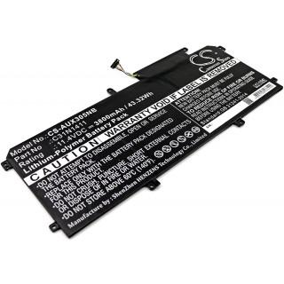 Baterija za Asus Zenbook UX305F / UX305CA / UX305FA, 3800 mAh