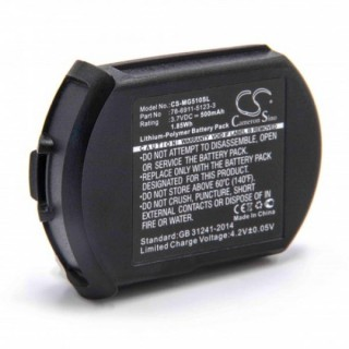 Baterija za 3M Drive-Thru G5 / G5L1, 500mAh