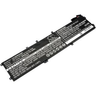 Baterija za Dell Precision M5520 / XPS 15 9560, 8000 mAh