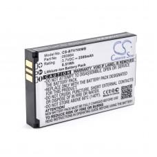 Baterija za Oricom Secure SC860 / SC870, 2300 mAh