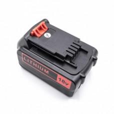 Baterija za Black & Decker BL1518 / BL2018, 18 V, 3.0 Ah