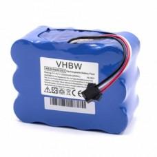 Baterija za xRobot XR210 / XR510 / KV8, priklop s kablom, 2000 mAh