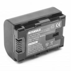 Baterija BN-VG107 za JVC Everio GZ-E100 / GZ-HD500 / GZ-MS110, 890 mAh