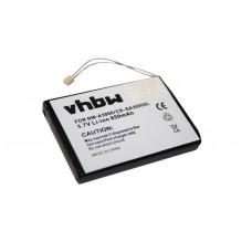 Baterija za Sony NW-A3000, 850 mAh