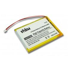 Baterija za Cowon iAudio D2, 1800 mAh