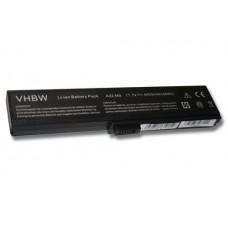 Baterija za Asus A32 / M9 / W7, 4400 mAh
