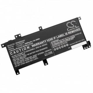 Baterija za Asus X456 / F455, 4800 mAh