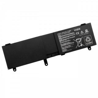 Baterija za Asus G550 / N550 / Q550, 4000 mAh