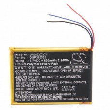 Baterija za JBL Clip 2, 800 mAh