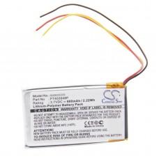 Baterija za JBL Micro 2, 600 mAh