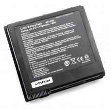 Baterija za Asus G55 / G55V / G55VM, 5200 mAh