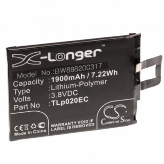 Baterija za Alcatel One Touch Pop Up, 1900 mAh