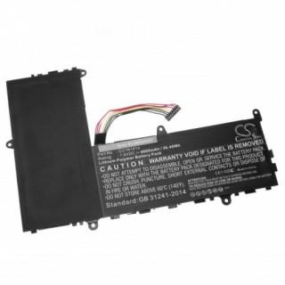 Baterija za Asus EeeBook X205, 4800 mAh