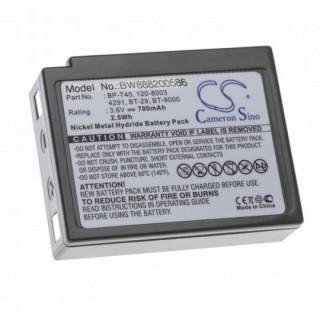 Baterija za AEG Liberty Viva CA / Sony SCT-100, 700 mAh