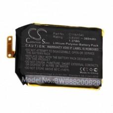 Baterija za Asus Zenwatch 2, 360 mAh