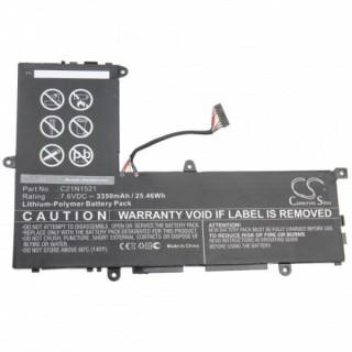 Baterija za Asus VivoBook E200HA / L200HA, 3350 mAh