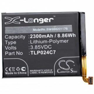 Baterija za Alcatel 1X, 2300 mAh