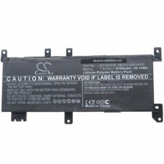 Baterija za Asus F442 / X442, 4750 mAh