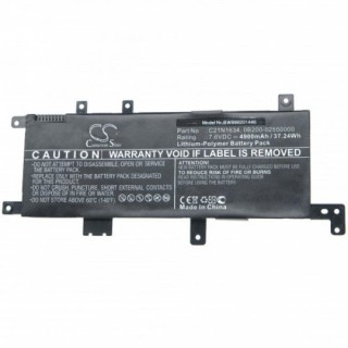 Baterija za Asus A580 / F542 / R542 / X542, 4900 mAh