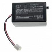 Baterija za Toshiba VC-RV1 / VC-RV2 / VC-RVD1 / VC-RVS2, 2600 mAh