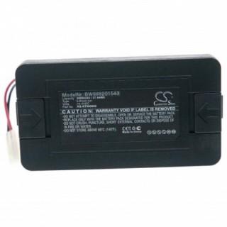 Baterija za Rowenta Explorer 20 / Explorer 40 / Explorer 40, 2600 mAh