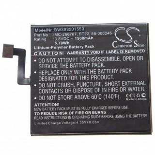 Baterija za Amazon Kindle Paperwhite 4, 1500 mAh