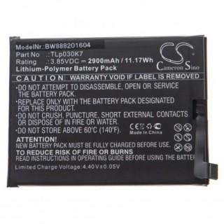 Baterija za Alcatel 1S, 2900 mAh