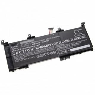 Baterija za Asus GL502 / G502 / FX502, 4000 mAh