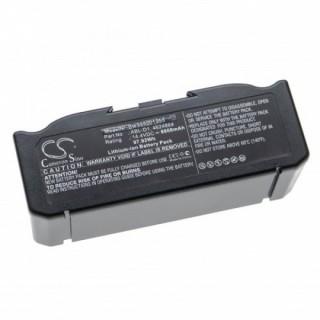 Baterija za iRobot Roomba E5 / E6 / I3 / I7 / I8, Li-Ion, 6800 mAh
