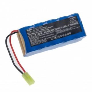 Baterija za Rowenta RH5488 / RH8460WH / RH846501, 2000 mAh