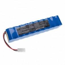 Baterija za Rowenta Air Force Extreme RH8770 / RH8775 / RH8828, 2000 mAh