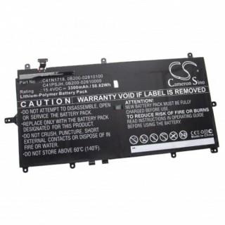 Baterija za Asus NovaGo TP370QL, 3300 mAh