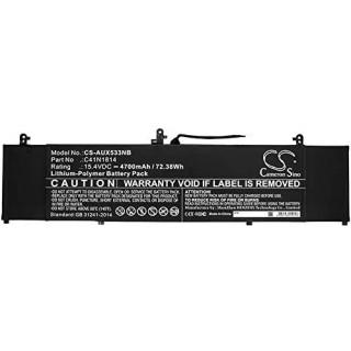 Baterija za Asus ZenBook UX533, 4700 mAh