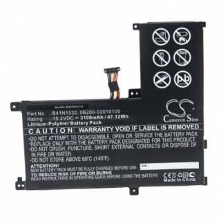 Baterija za Asus Q504U, 3100 mAh