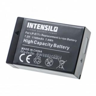 Baterija LP-E17 za Canon EOS 750D / M3 / M5 / M6, 1100 mAh