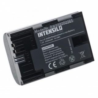 Baterija LP-E6NH za Canon EOS R6 / EOS R5 / EOS 5D, 2250 mAh
